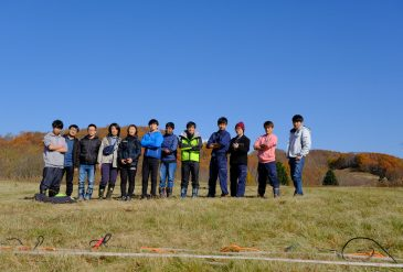 Comprehensive surveys in Hokkaido !