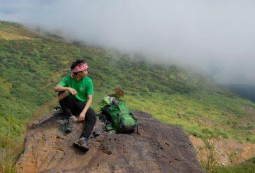 Field Survey at Mt.Kurikoma
